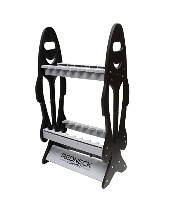 Amazon.com: Pesca Polo Vertical Floor Display Rack ...