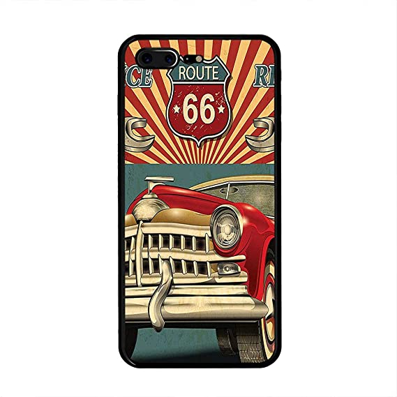 622d59268c0e Collection Vintage Garage Repair Shop iPhone 7 Plus Case iPhone 8 Plus Case  Soft TPU