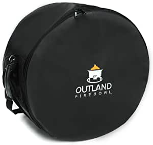 Outland Firebowl UV and Weather Resistant 761 Mega Carry ... on Outland Firebowl 21 Inch id=51117