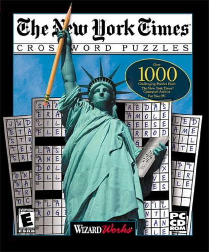 New York Times Crossword Puzzles - PC (Puzzle New York Electronic)