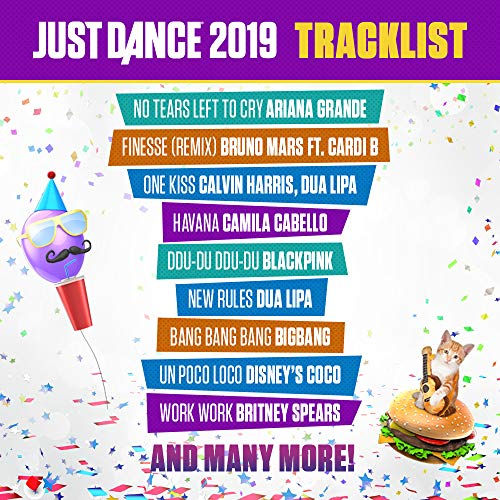 Just Dance 2019 for Xbox One [USA]: Amazon.es: Ubisoft: Cine y ...
