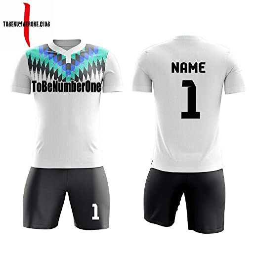 a3e77c0bc7d Custom Germany Concept Soccer Team Jerseys Sublimated Uniform with Name