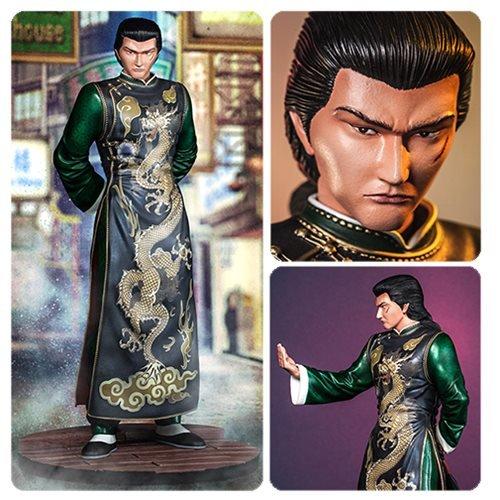 Sega All-Stars Shenmue Lan Di 1:6 Scale Statue