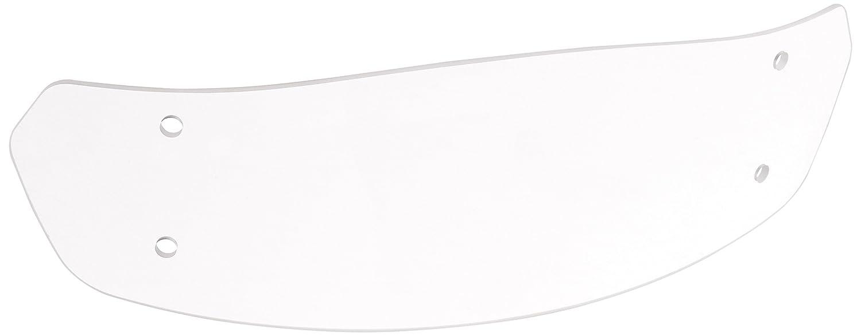 Puig 6375W Clear 315mm x 100mm Multi-Adjustable Clip-On Visor