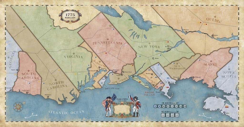 1775 - LA GUERRA DE LA INDEPENDENCIA DE LOS ESTADOS UNIDOS: Amazon.es: Juguetes y juegos