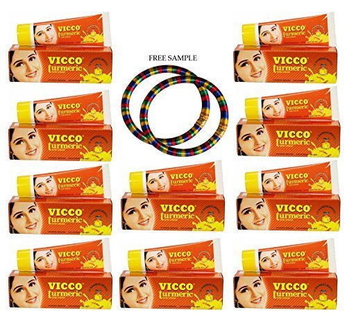 vicco-turmeric-cream-50g-pack-of-10-free-expedited-shipping-via-dhl-express-delivery-in-3-7-days-wit