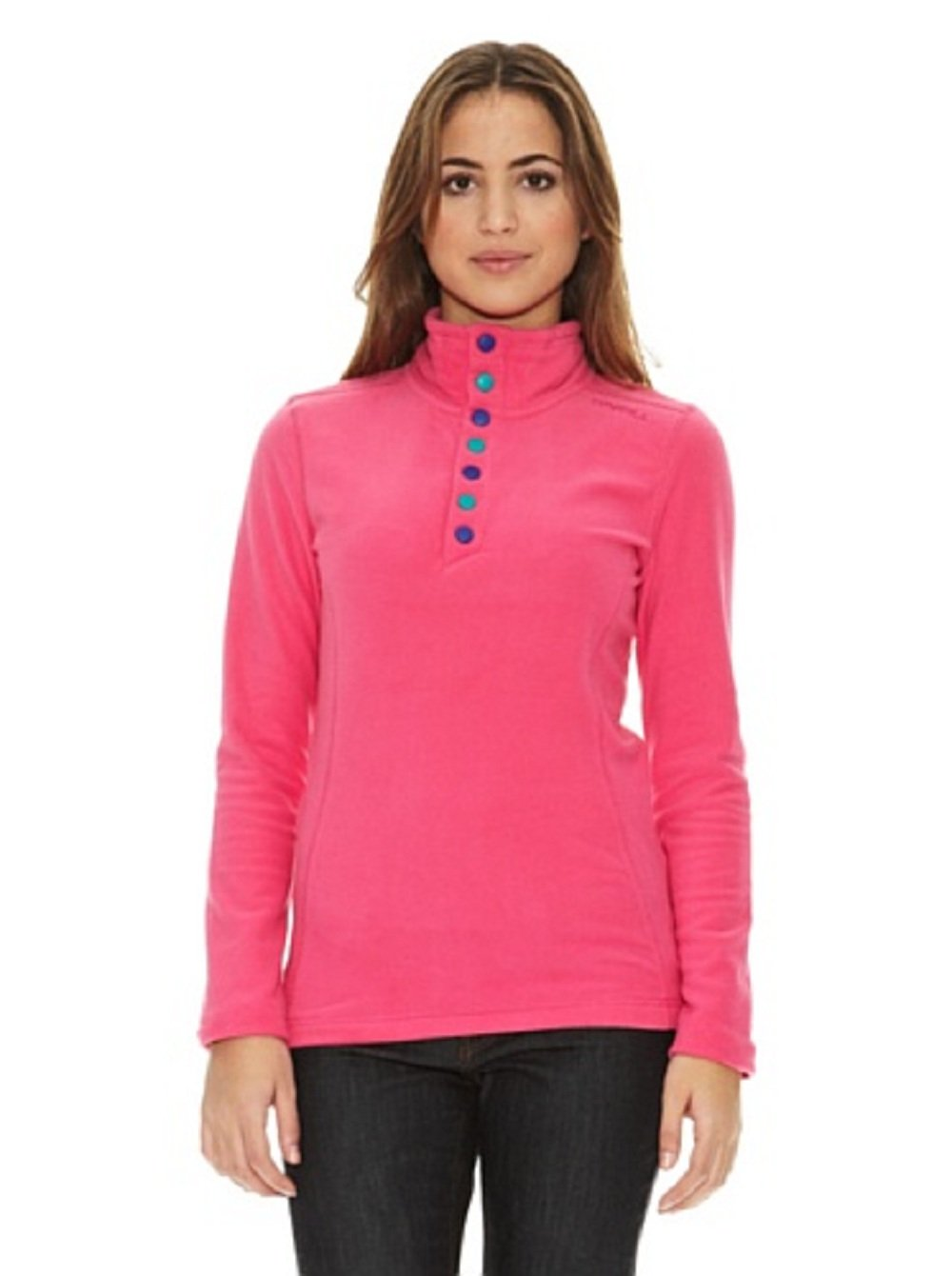 O'Neill Damen Fleece PWTF Button