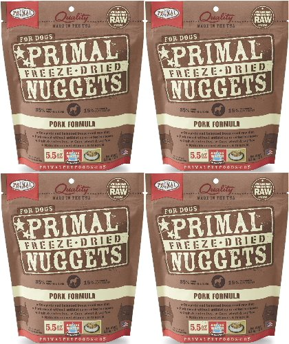 Primal Freeze Dried Nuggets Pet Food