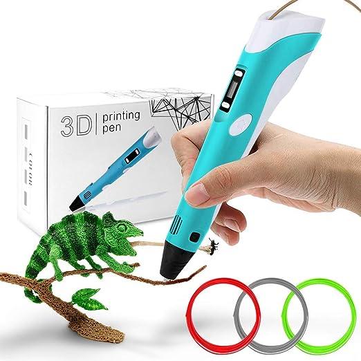 StillCool Bolígrafo de impresión 3D, 3D, lápiz Inteligente 3D ...