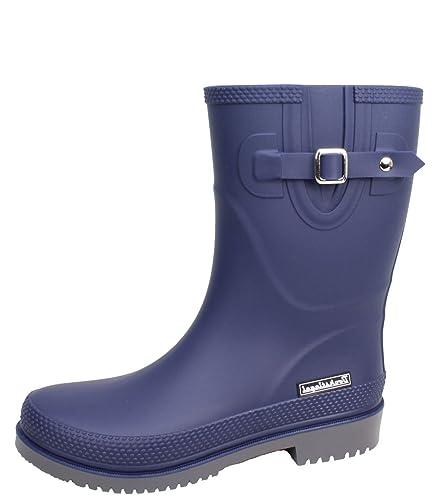 sneakers for cheap f0b03 b10df Gummistiefel | Regenstiefel für Damen | Halbhoch | Mit ...