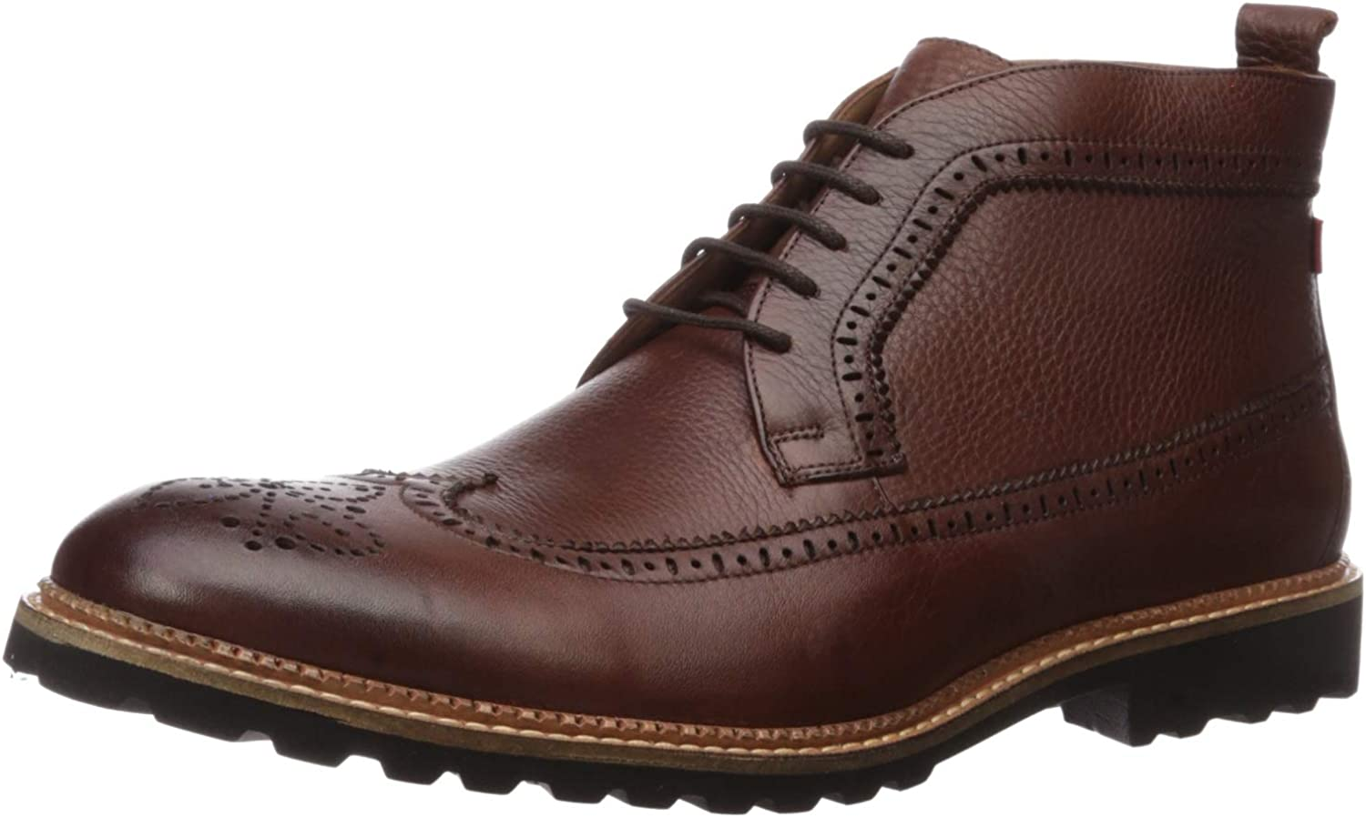 Marc Joseph New York mens Extra Genuine Ankl Lightweight Leather Popular shop is the lowest price challenge Trust