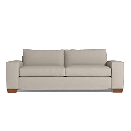 Amazon.com: Melrose Sofa, Beige: Kitchen & Dining