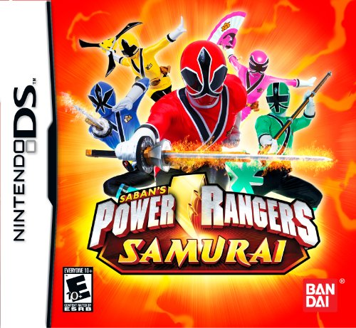 - Power Rangers Samurai - Nintendo DS