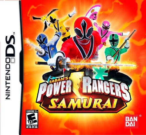 (Power Rangers Samurai - Nintendo DS )