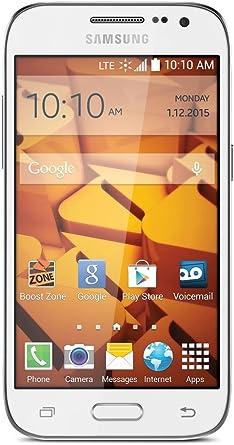 Amazon.com: Samsung Galaxy Core Prime Rossa Color Blanco ...
