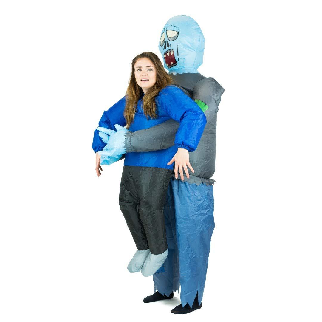 Bodysocks® Disfraz Hinchable de Zombie Adulto: Amazon.es: Juguetes ...