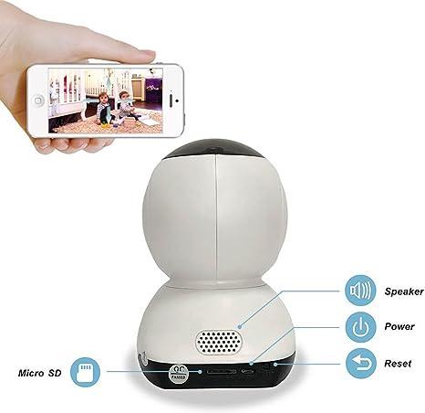 Video Cámara IP inalámbrica HD 720P Wifi sistema de monitoreo ...
