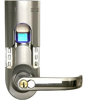 Adel Led Display Keyless Biometric Fingerprint Door