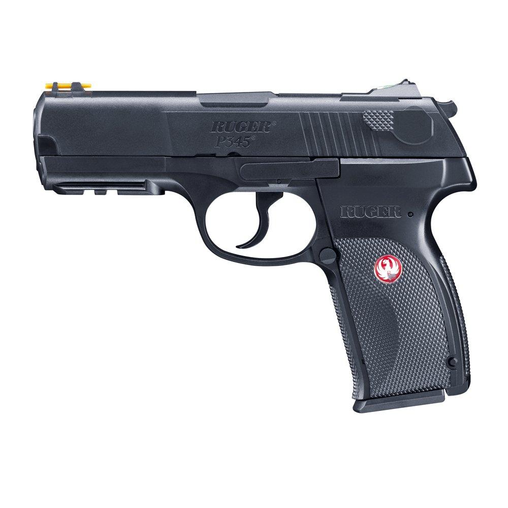 Umarex U25637. Pistola semiautomatica airsoft Ruger P345 6mm Co2. 2 Julios de potencia. 2.5637