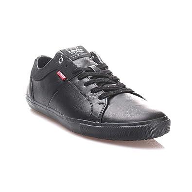 Eu Noir Homme Chaussures Woods Noir 39 Levi's HYq40