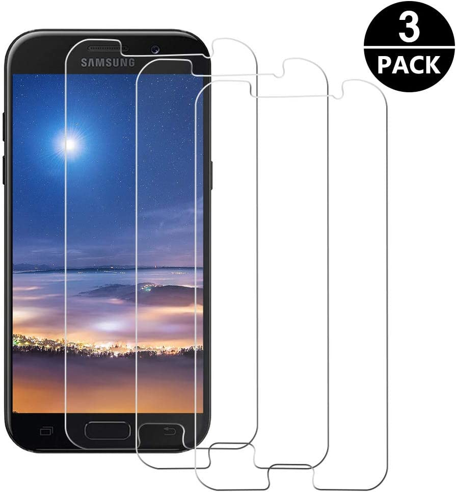 Miyamate Cristal Templado para Samsung Galaxy A5 2017,Protector ...