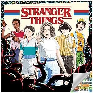 Amazon.com: Stranger Things Calendario 2020 Set – Deluxe ...