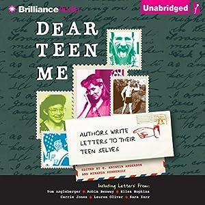 Dear Teen Me Audiobook