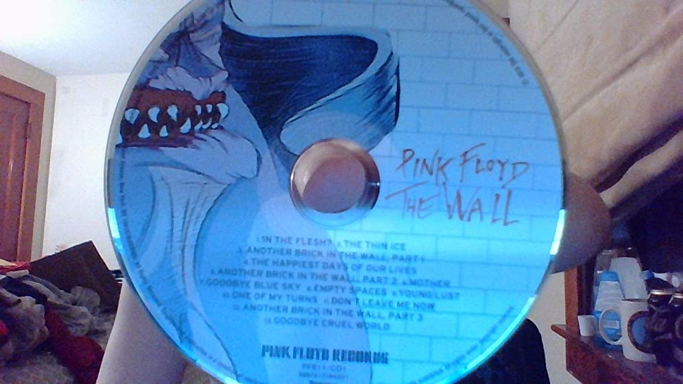The Wall Pink Floyd's magnum opus gets a re-press fitting for a king!