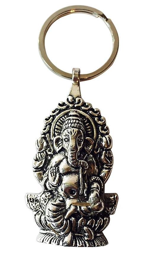 Llavero Yoga Ganesha Buda Elefante Regalo Yoga para Hombre y ...