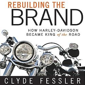 Rebuilding the Brand Hörbuch