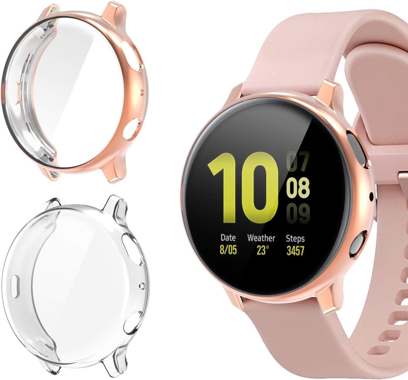 2 protectores para reloj  Samsung Galaxy Active 2 40mm