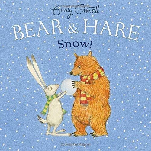 Sledding Bears (Bear & Hare Snow!)