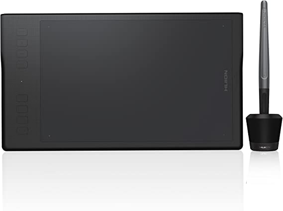 Huion Inspiroy Q11K Wireless Graphic Drawing Tablet with 8192 Pressure Sensitivity