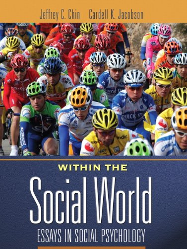 Within The Social World: Essays In Social Psychology- (Value Pack w/MyLab Search)