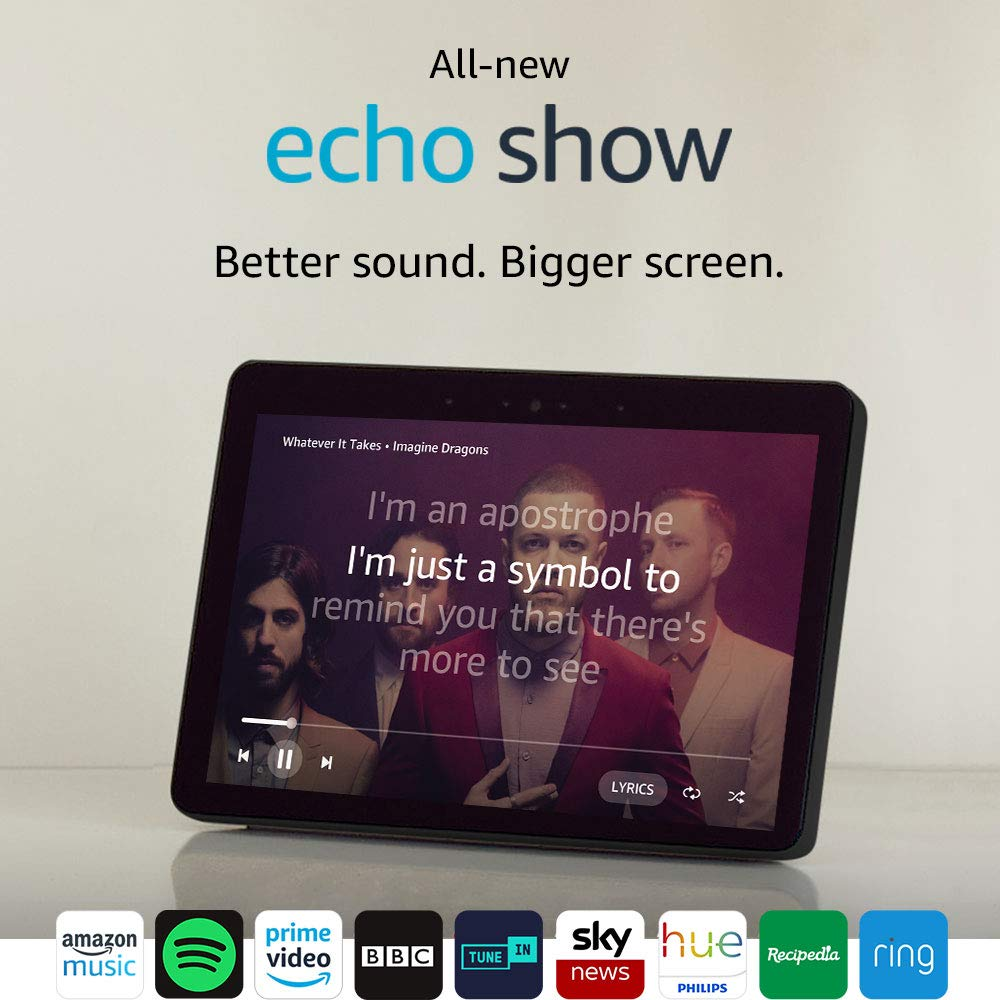 All New Echo Show 2nd Gen Black Philips Hue White Bulb E27 It S Not Quite A Diy Box For Dummies Kindle Store