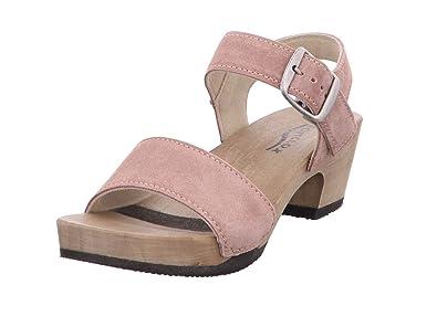 Softclox Damen Sandaletten S3380 Rosa 255480