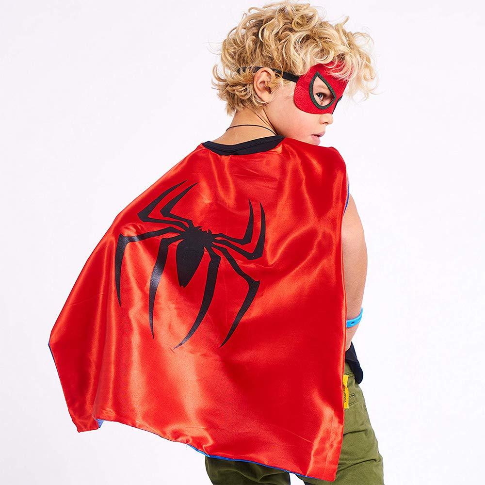 Qualit/äts Geschenke Dreaming Superheld Umhang f/ür Kinder