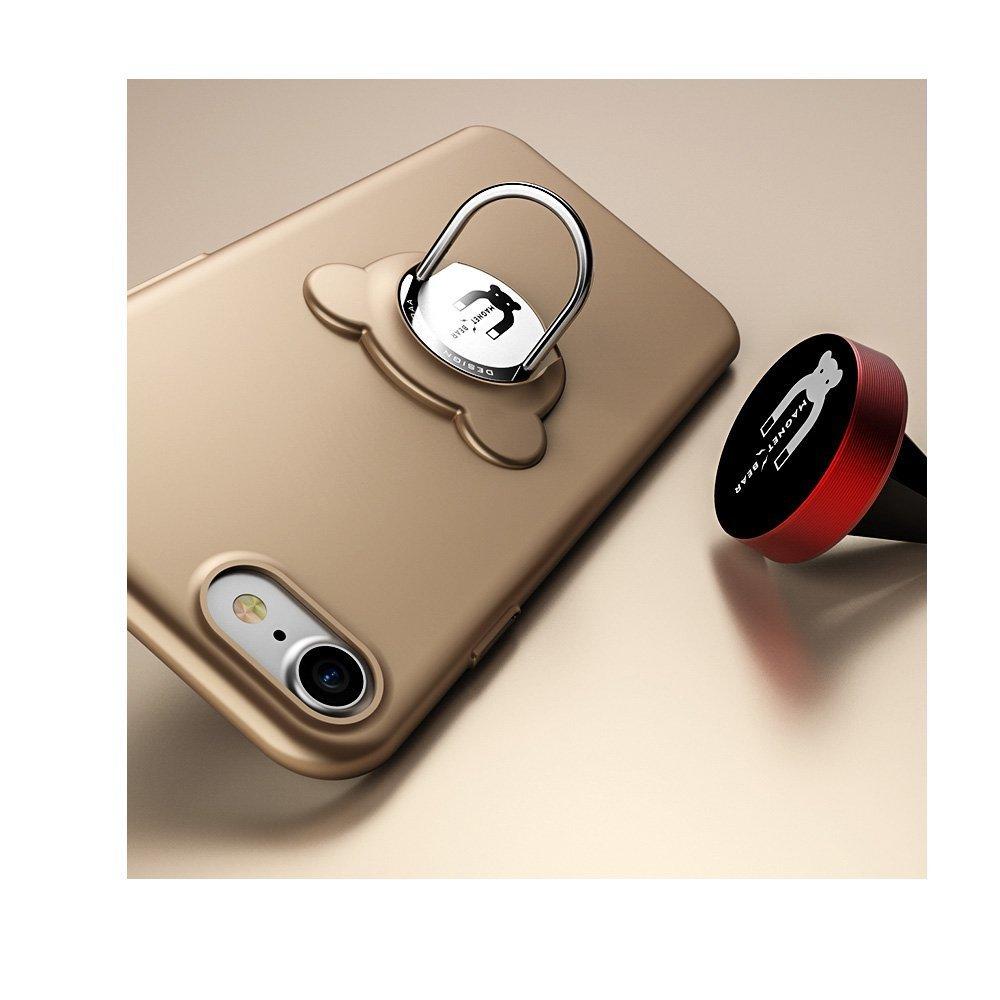 Amazon.com: Funda para iPhone 8 7 6 6S Plus con soporte de ...