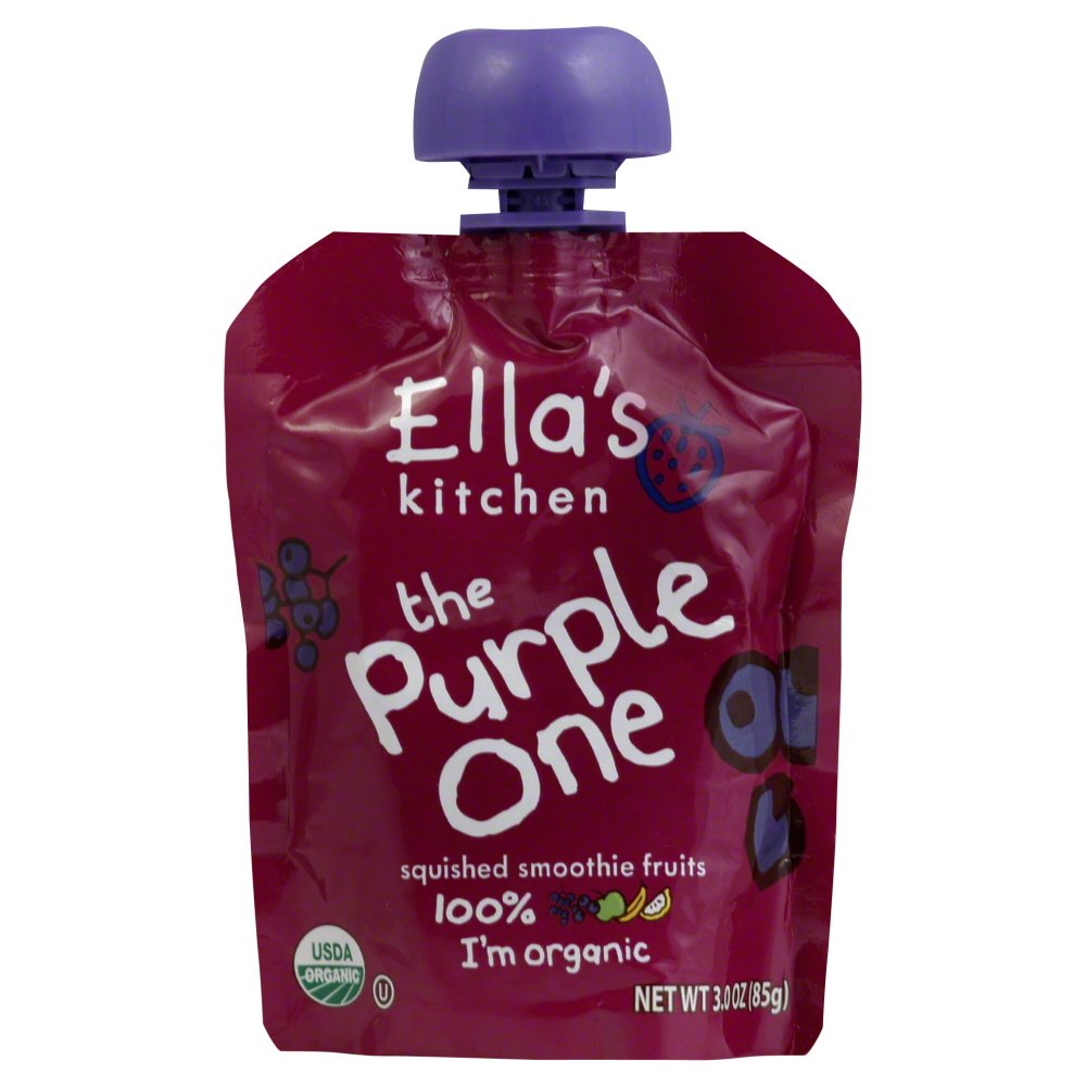 Ella's Kitchen Prpl One Smothie (7x3OZ ) #N/A