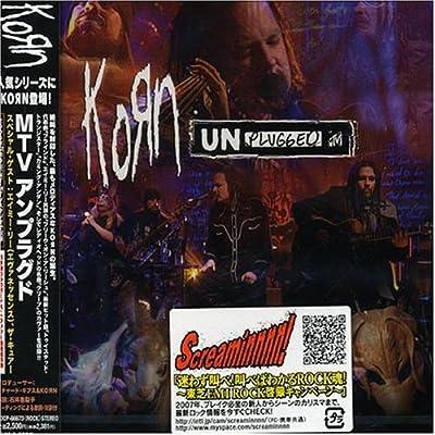 コーン(KoRn)『MTV Unplugged』