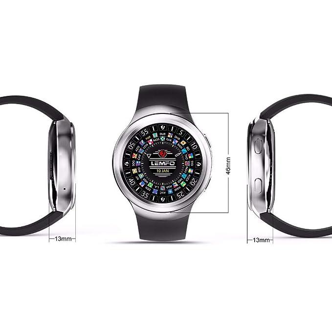 Amazon.com: LXJTT Smart Watch Phone,Android 5.1 OS 3G Watch ROM 8G+RAM SIM Card 1.39