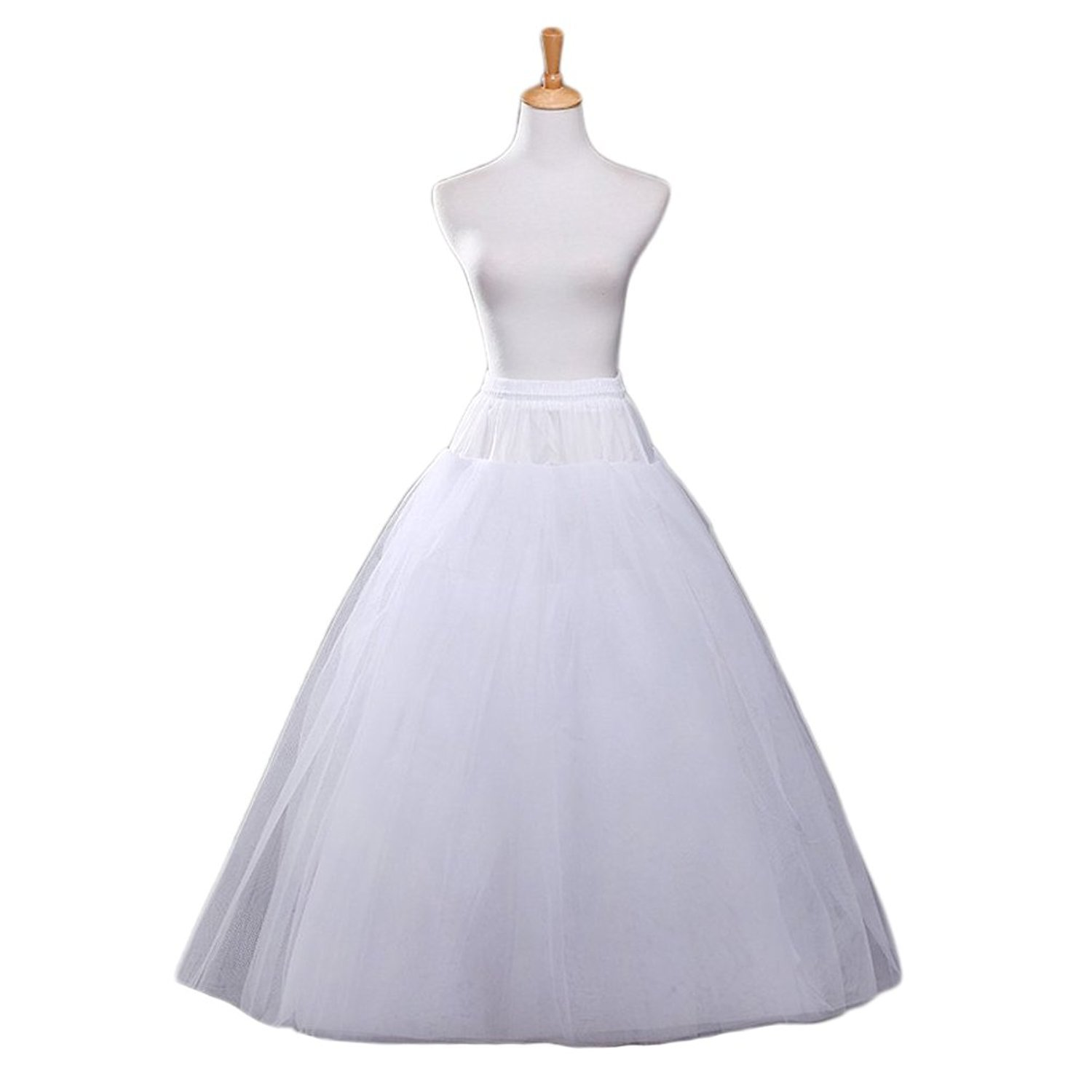 febb73bb829ab OCCASION: Perfect for use at wedding, dancing party, evening party, and all  types of gowns, make you comfortable feel. COLOR: White