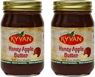 product image for KYVAN Honey Apple Butter - 2 Pack
