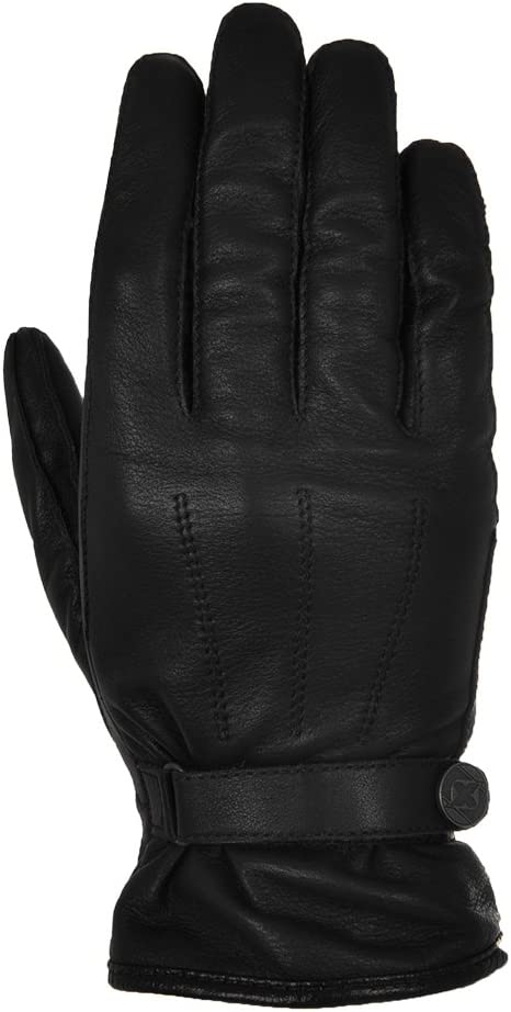 Oxford Holton Mens short classic leather Gloves Brown 4XL