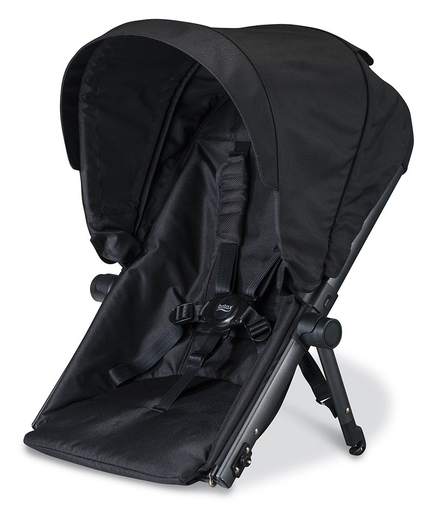Britax 2017 B-Ready Second Seat, Black S03642900