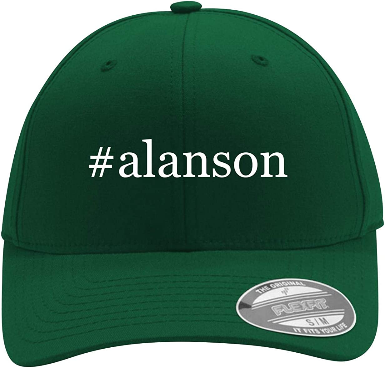 #Alanson - Men'S Hashtag Flexfit Baseball Cap Hat