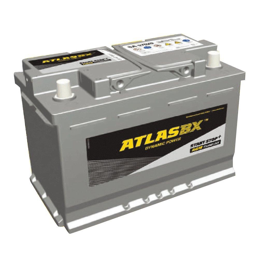 ATLASBX [ アトラス ] 輸入車バッテリー アイドリングストップ車用 [ AGM Technology ] SA 58020 B01N29GIPW