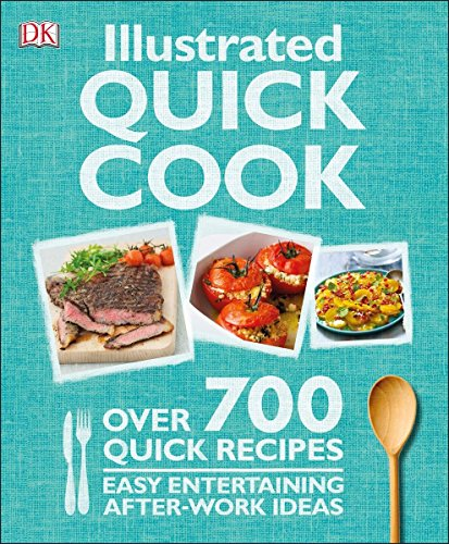 Illustrated Quick Cook: Easy Entertaining, After Work Ideas by Heather Whinney