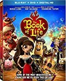 DVD : Book of Life, The Blu-ray