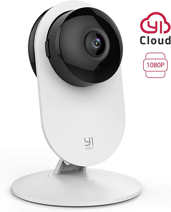 Yi Smart Security Camera 1080p Wifi Home Indoor Camera With Ai Human Detection Night Vision Activity Alerts For Home Pet Nanny Monitor Cloud And Micro Sd Card Storage Works With Alexa Amazon Co Uk